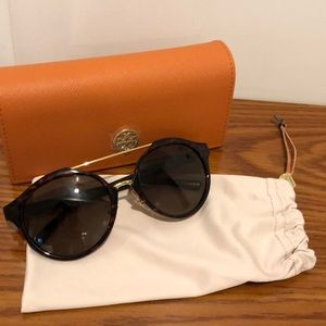 NWT Tory Burch Sunglasses Authentic